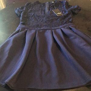 NWK Dark Navy US 10-12 / UK16 Iska London Dress 👗